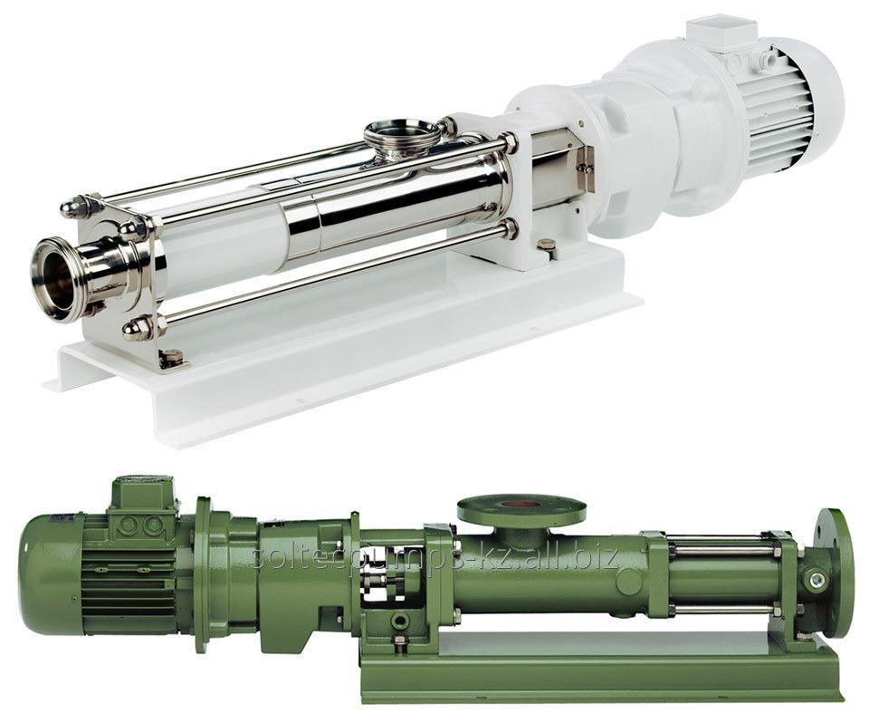 Buy Pumps the single-screw for food branch