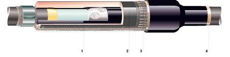 Муфты кабельные соединительные марки СТп, Муфты кабельные, Кабельно-проводниковая продукция, Электротехника