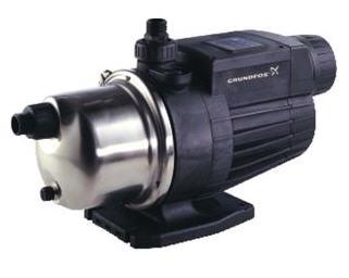 Купить Самовсасывающие насосы, Grundfos, MQ 3-35 A-O-A-BVBP, с автоматической системой поддерживания давления