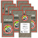Buy ORGAN needles knitted
