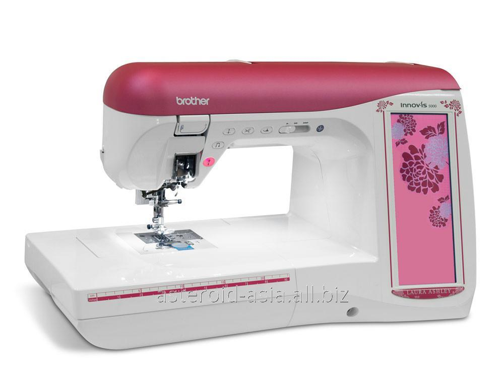 Brother NV40 Laura Ashley Sewing Embroidery Machine Buy In Almaty Gorgeous Brother Sewing Embroidery Machine For Sale