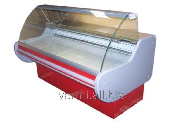 Купить Витрина холодильная ВВУП1-0,21ТУ/К-1,3 (+1...+8) красная