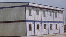Купить Здание мобильное контейнерного типа полнокомплектное ТУ 75 00 РК 39066682 ЗАО-005-2002