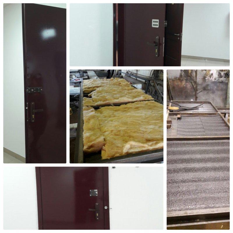 Металлическая (железная) дверь входная