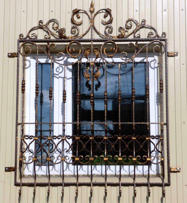 Решетки на окат