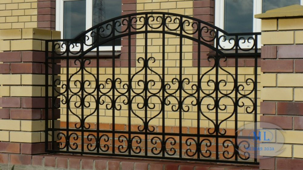 Fence metal