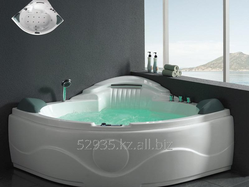 Semicircular hydromassage bathtub of AM505-S buy in Almaty