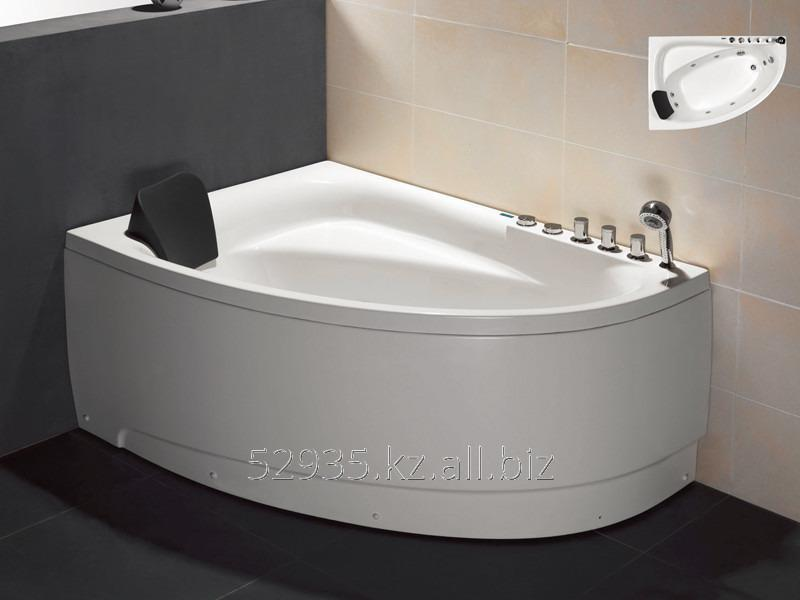 Semicircular hydromassage bathtub of AM161 buy in Almaty