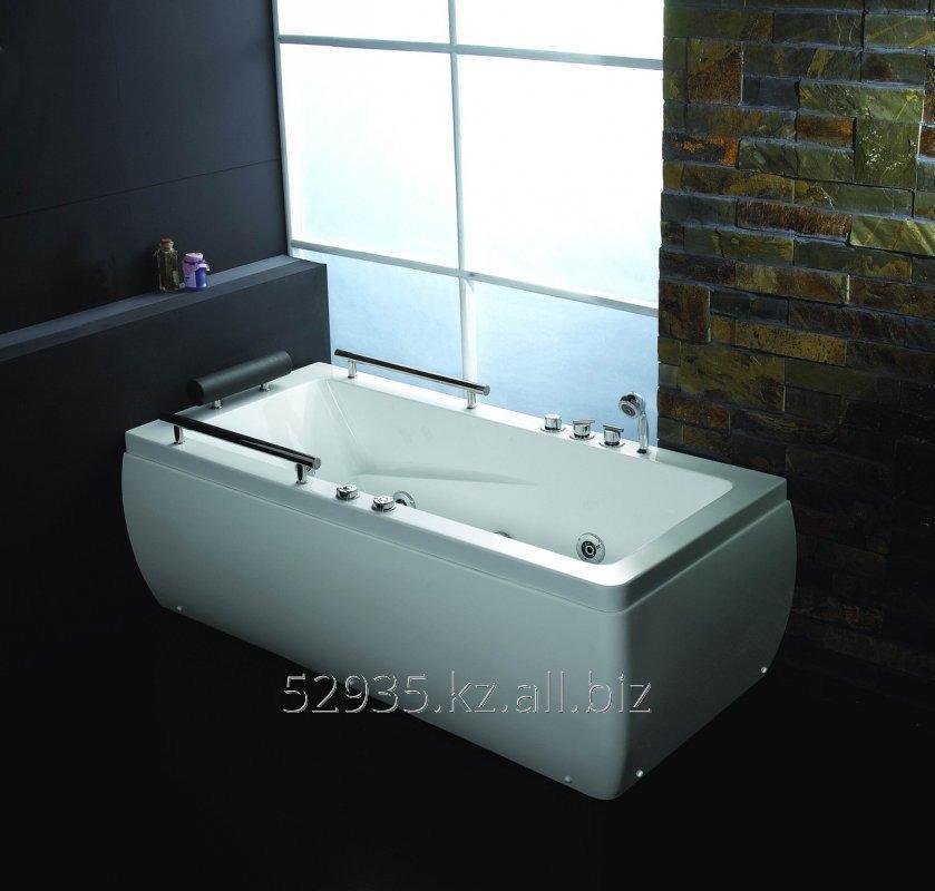 Bathtub, hydromassage, acrylic AM118-2 buy in Almaty