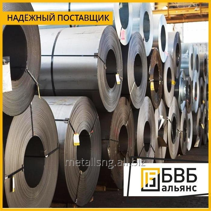 Buy Leaf of galvanized 10 mm 09G2S of GOST 8568-77