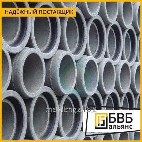 Купить Труба бетонная железобетонная от 300 до 4000 мм