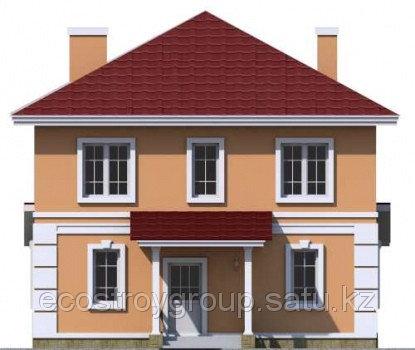 Купить Проект типового дома