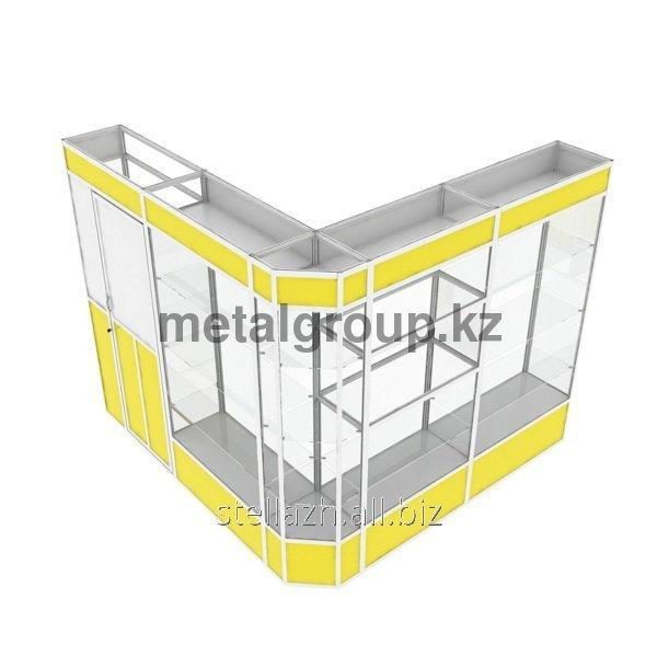 Trade Pavilion G-shaped