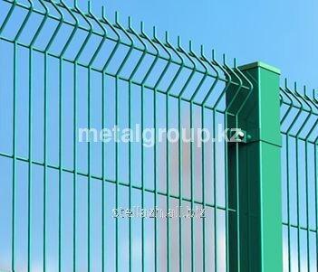 Металлическое ограждение FENX 3D