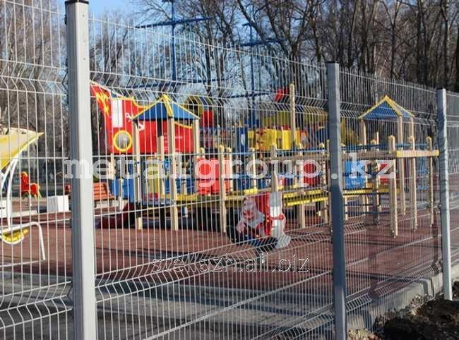 Ограждения для детских, игровых площадок