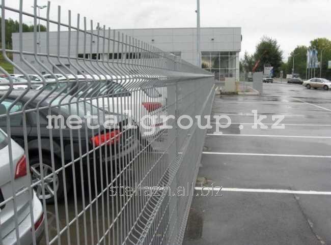 Ограждения для ограды парковок и автостоянок