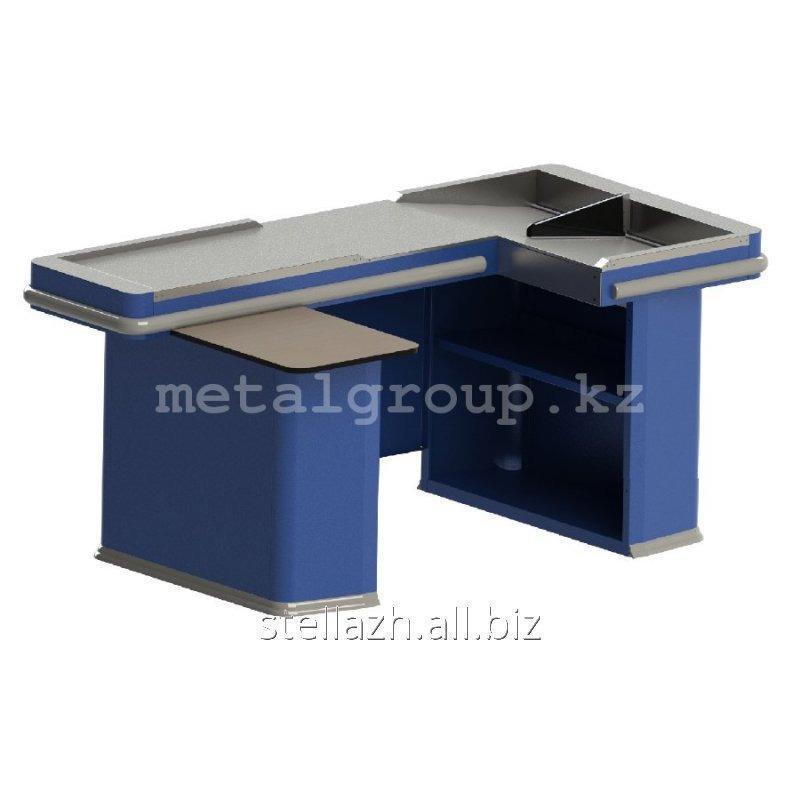 Кассовый бокс Light Universal Maxi 190 синий