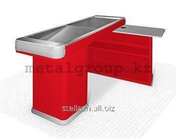 Кассовый бокс Light Universal Mini 150 красный