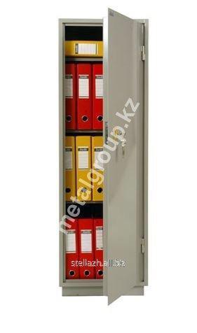 Металлический бухгалтерский шкаф КБС - 021