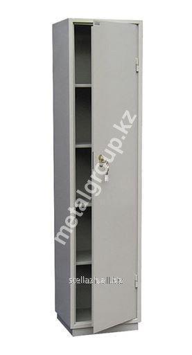 Металлический бухгалтерский шкаф КБС - 05