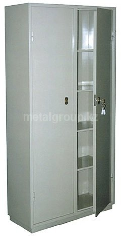 Металлический бухгалтерский шкаф КС-10