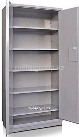 Металлический бухгалтерский шкаф КС-20