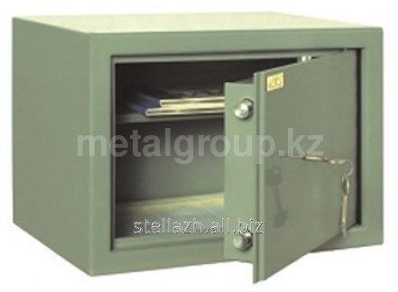 Металлический бухгалтерский шкаф КС-6.