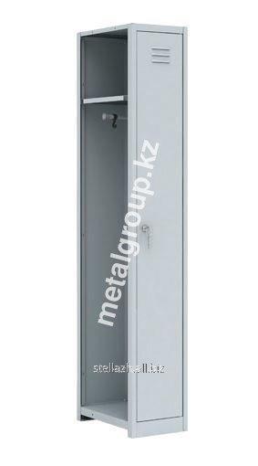 Металлический шкаф для одежды ШРМ - М