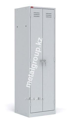 Металлический шкаф для одежды ШРМ – 22