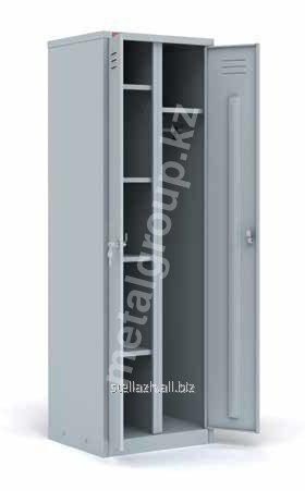 Металлический шкаф для одежды ШРМ - 22 У