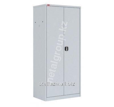 Металлический шкаф для одежды ШРМ - 11Р