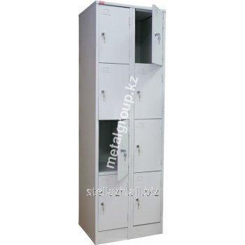 Металлический шкаф для одежды ШРМ–28 М