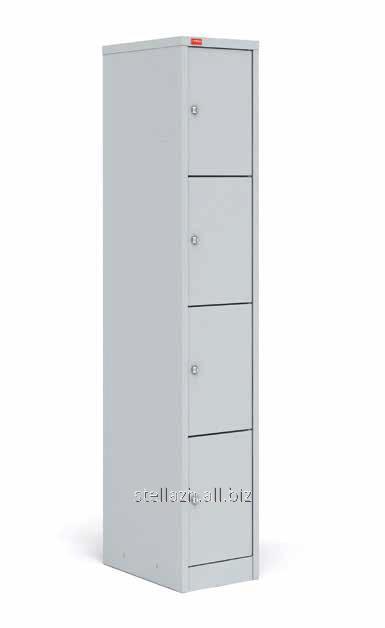 Металлический шкаф для сумок ШРМ–14