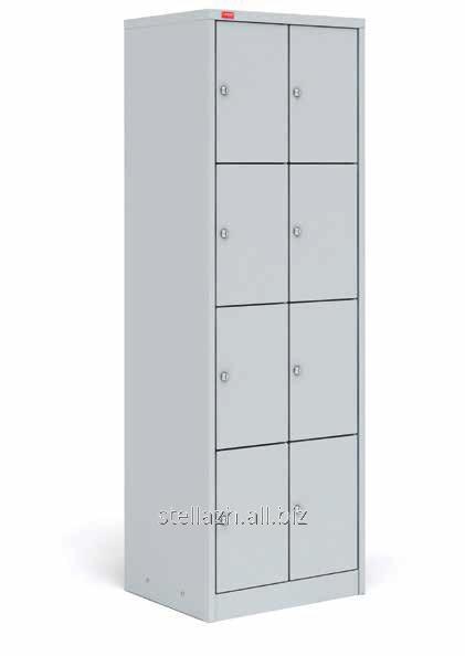 Металлический шкаф для сумок ШРМ–28