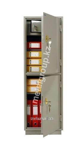 Металлический бухгалтерский шкаф КБС - 023Т