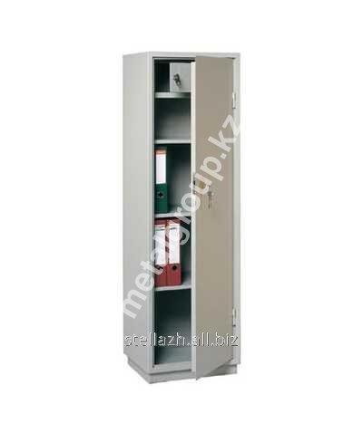 Металлический бухгалтерский шкаф КБС - 031Т