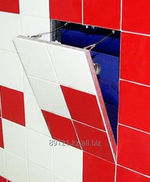 Buy The wall hatch under a tile 400*400