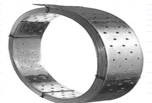 Перфорированная монтажная лента LM - 60