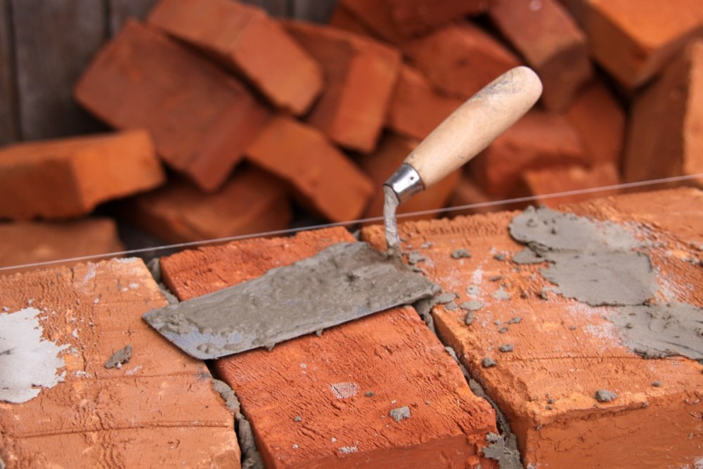 Buy Construction of houses from a brick