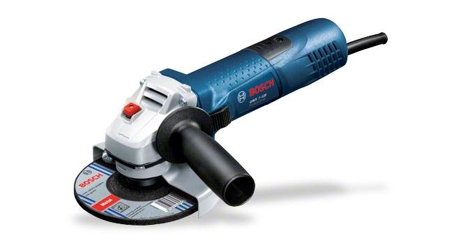 Buy Ugloshlifmashina Bosch GWS 7-125