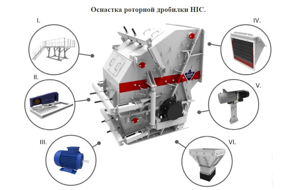Buy Execution of a crusher of HIC F GB