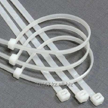Купить Хомут пластиковый 3,6*250 мм (упак 100шт)
