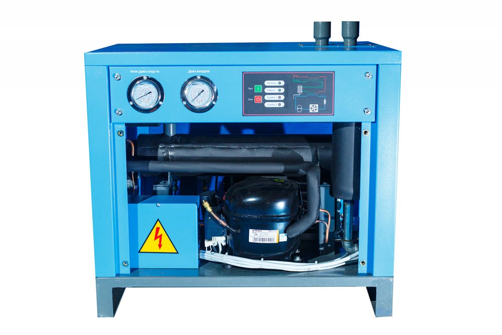 Купить Осушитель рефрижераторного типа с воздушным охлаждением DLAD-1.5 R410 (1.5 m3/min.)