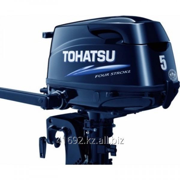 Купить Мотор Tohatsu MFS 5C S-S