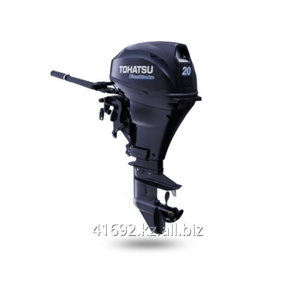 Купить Мотор Tohatsu MFS 20D S