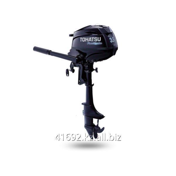 Купить Мотор Tohatsu MFS 3.5 BS