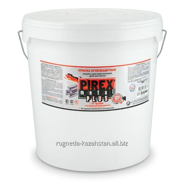 Купить Огнезащитная краска по металлу для стальных конструкций
