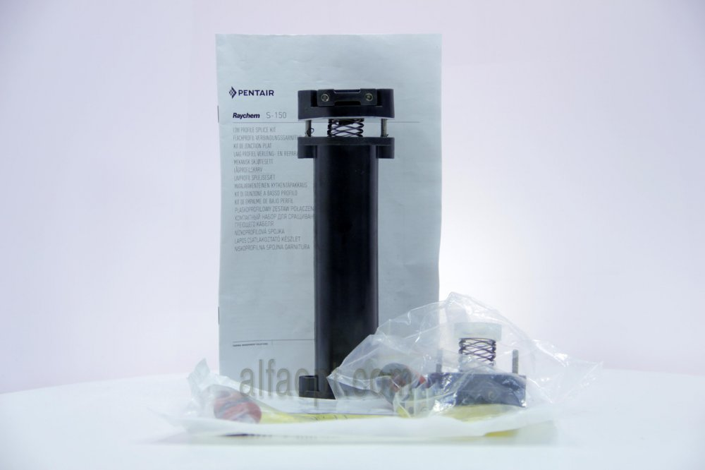 Компактная муфта для сращивания саморегулирующихся греющих кабелей S-150