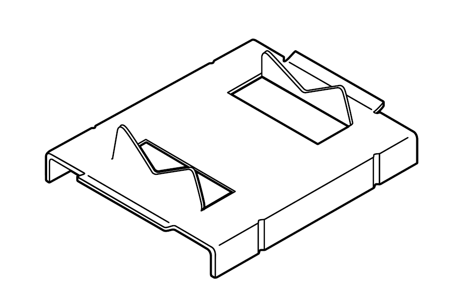 Адаптер для труб малого диаметра JBS-SPA (5 шт. в упаковке)