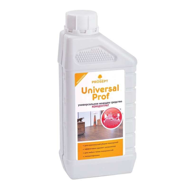 Купить Универсальное моющее средство усиленного действия Universal Prof 1 л от Prosept-Просепт